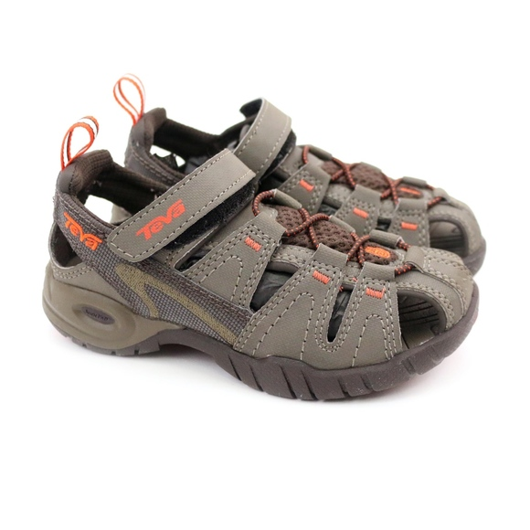 b0b21e82aad8 Teva Children Dozer 3 Turkish Coffee Sport Sandals